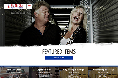 American-Auctioneers-Site
